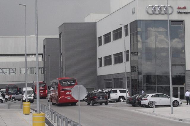 Paran tres días en Audi por ajuste para fabricar la camioneta Q5