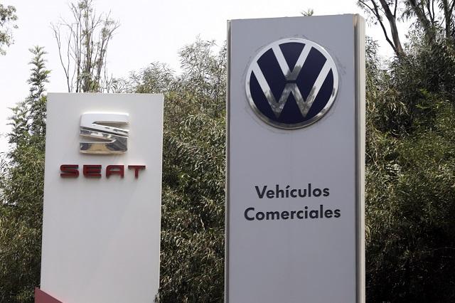 Exportaciones de Audi y VW en mayo cayeron 98.5 y 97.2%