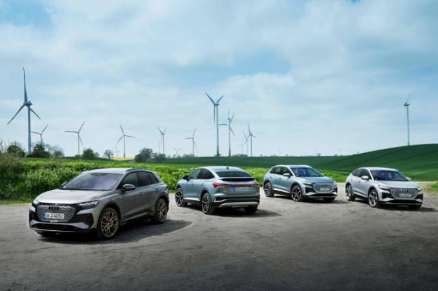 Audi apuesta por la movilidad eléctrica