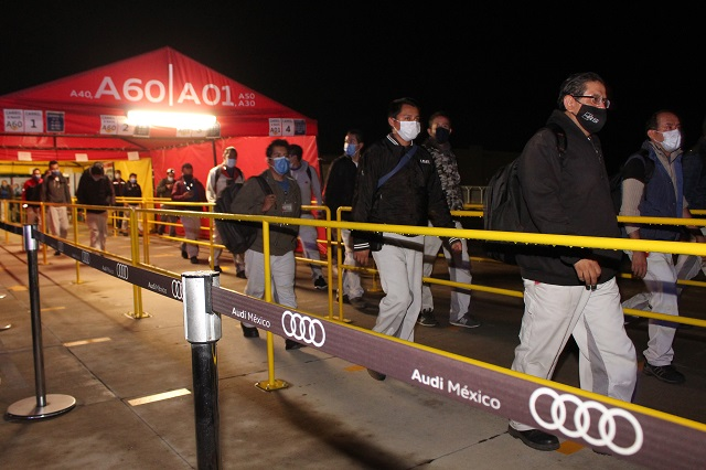Audi opera con normalidad tras intento de clausura: sindicato
