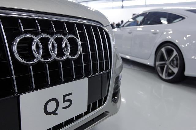 Crece  producción de Q5, que ensamblará Audi en Puebla