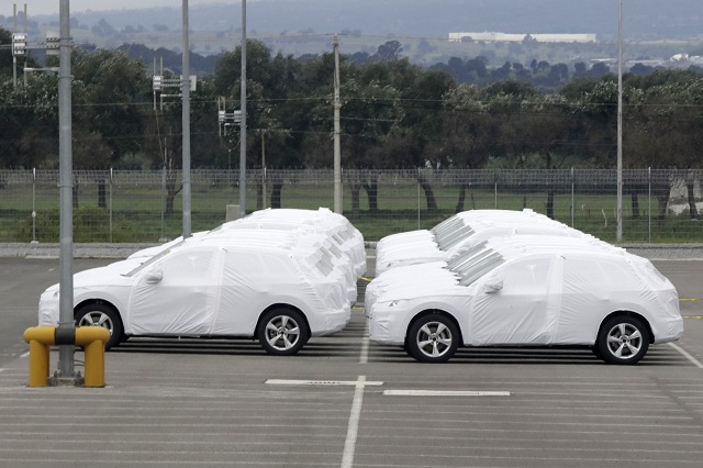 Audi México aplica energías renovables en su producción