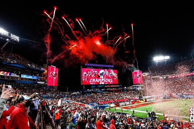 Audiencia del Super Bowl LV, la más baja en casi 15 años