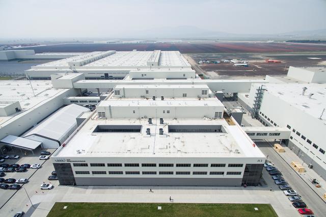 Audi México cierra el año 2020 exitosamente en San José Chiapa