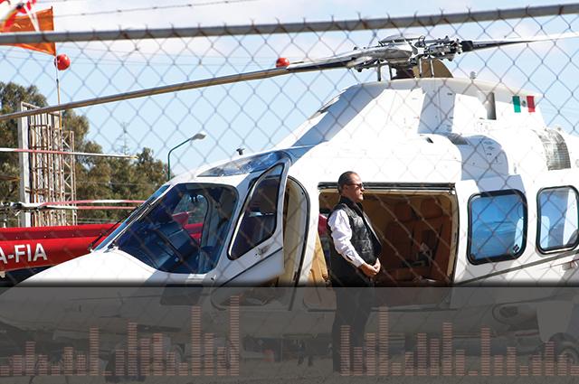 Corrige SCT: grabaciones del helicópterazo sí serán públicas