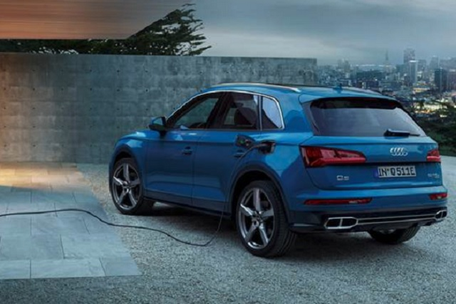 Produce Audi en Puebla primer auto premium híbrido de México