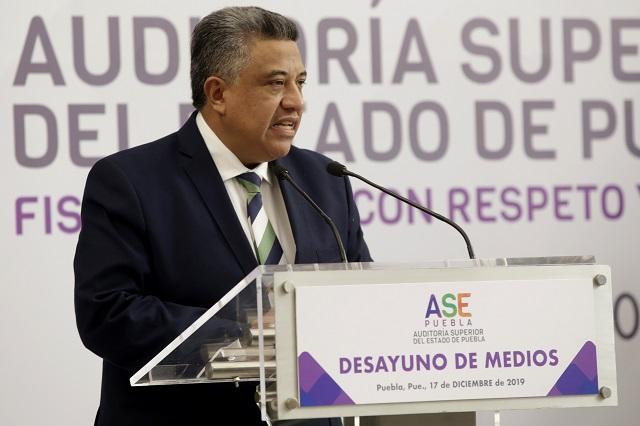 Inicia PAN juicio de amparo por elección de Auditor en Puebla
