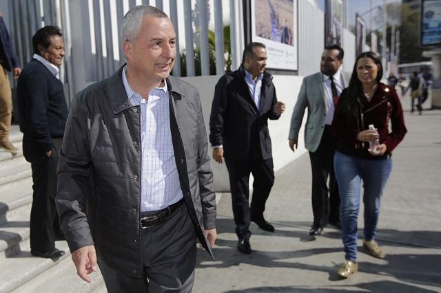 Hacen oficial salida de Víctor Carrancá de la FGE