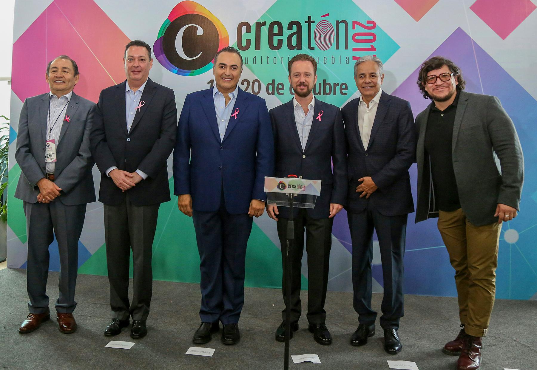 ASE Puebla, BUAP y Ayuntamiento de Puebla inauguran Creatón 2017