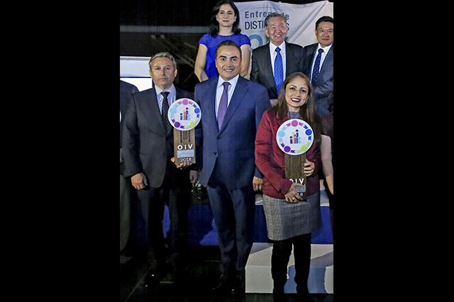 Reconocen a la Auditoría Puebla como impulsora de valores