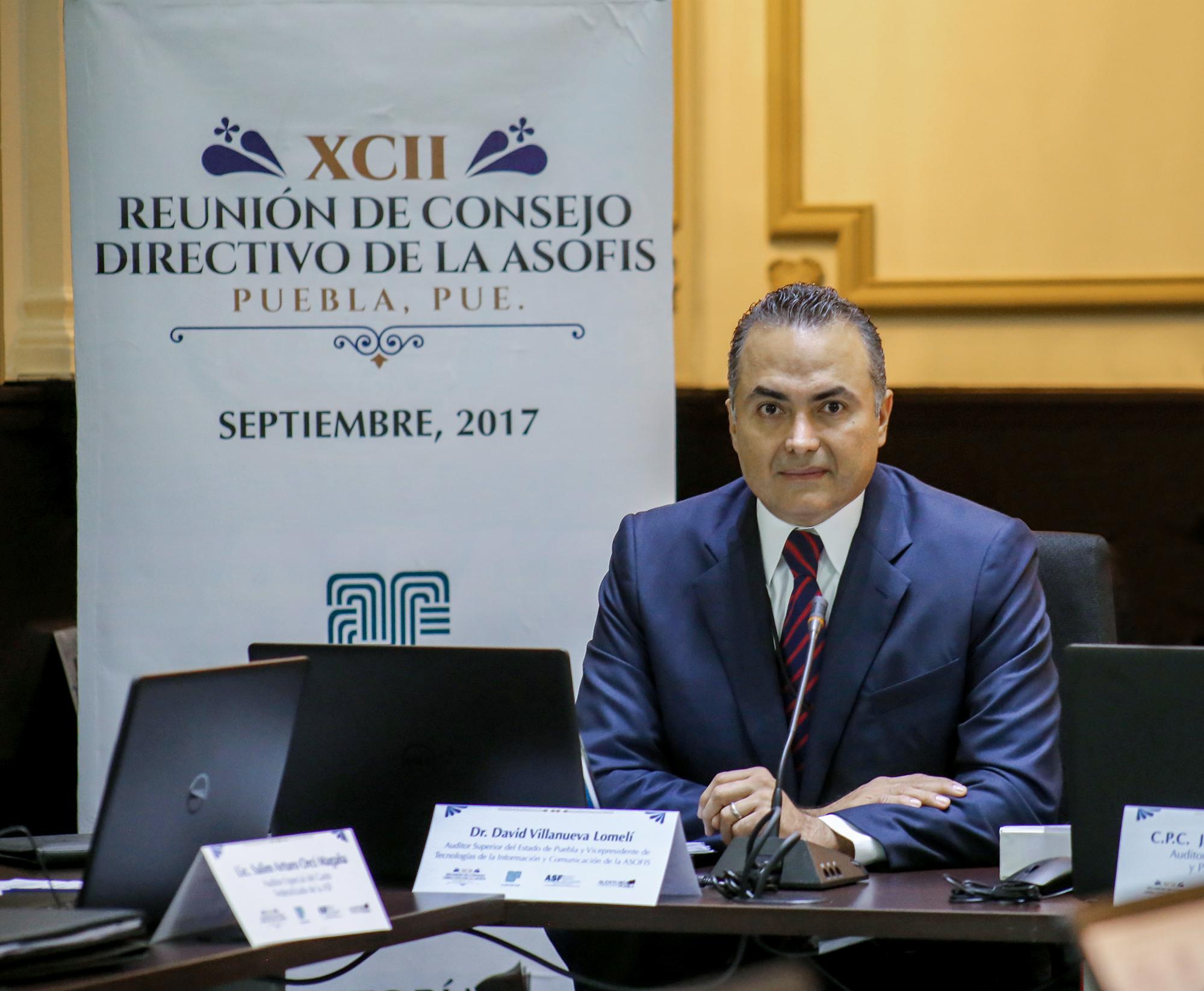 Auditoría Puebla recibió al  Consejo Nacional de Auditores