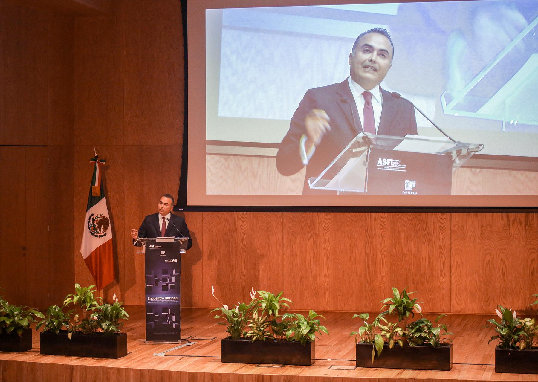 Tecnología ha permitido aumentar alcance de auditorías: Villanueva