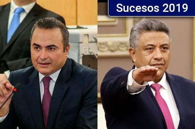 Cuestionado proceso para ungir a un auditor carnal en Puebla