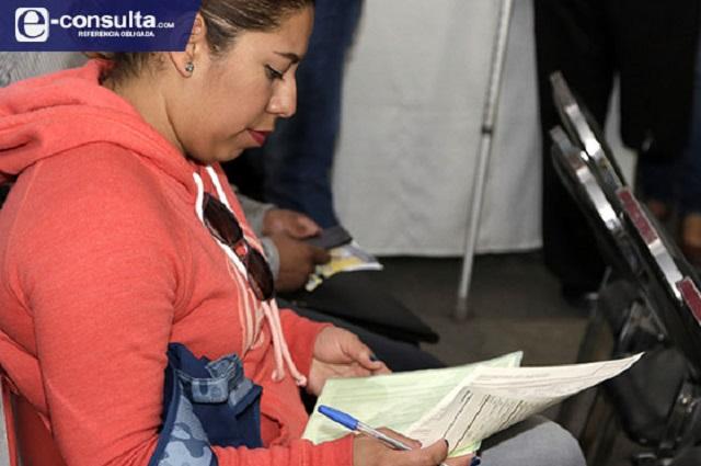 Advierten caída del 17% en la creación de empleos en Puebla