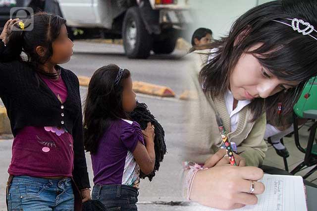 Aumenta en Puebla deserción y población sin educación básica
