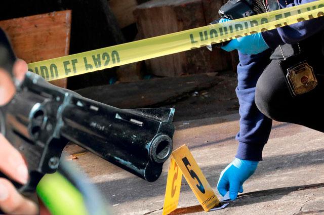 Crecen asesinatos con armas de fuego en Puebla