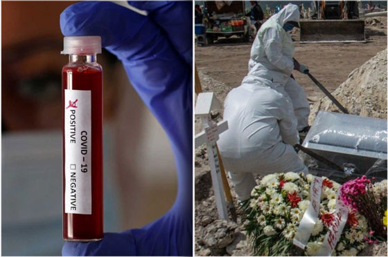 No bajan contagios de Covid en Puebla; ya hay 638 y 131 muertes