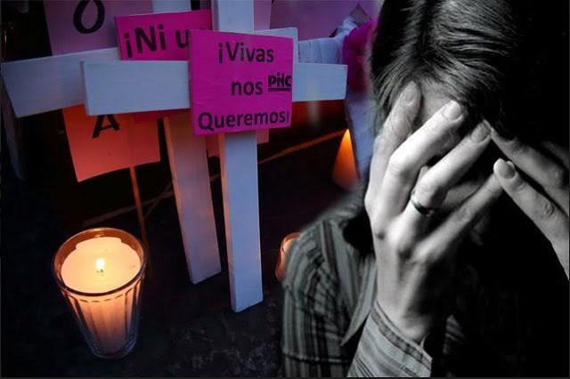 Duplica Puebla los feminicidios al arranque de 2020