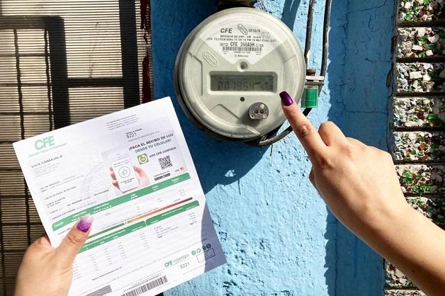 Aumentan precios de luz y gas; AMLO dice que es efecto pasajero