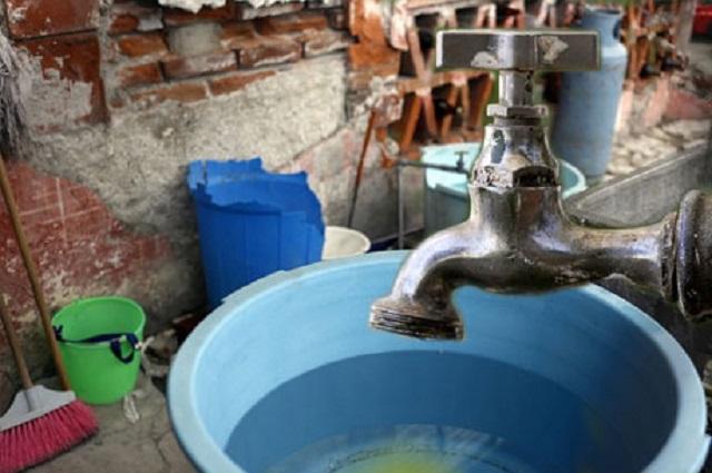Crece 30% demanda de agua en Puebla por Covid-19 y sequía