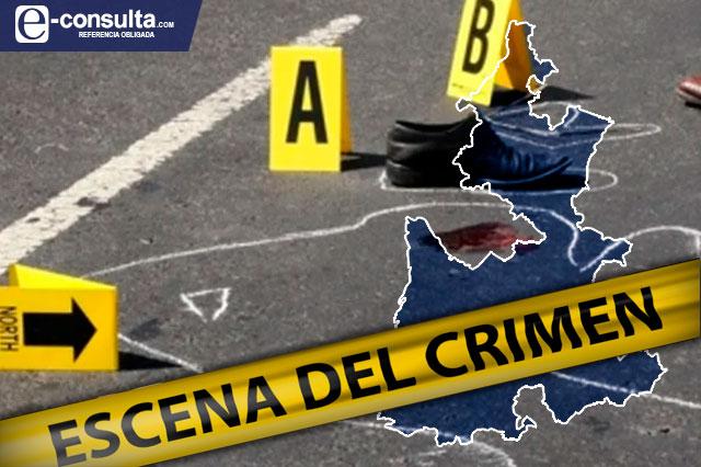 Asesinatos crecen casi cuatro veces en una década en Puebla