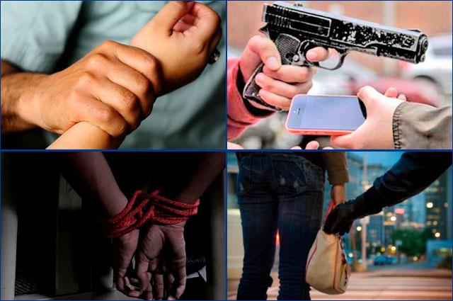 Puebla duplica o triplica robos, secuestros y violación en 5 años