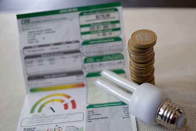 Tarifas de bajo consumo eléctrico, sin cambios en octubre: CFE