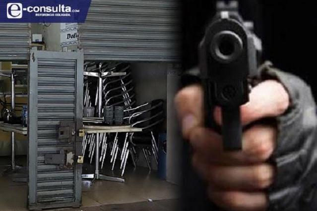 Aún con pandemia crecen asaltos violentos a negocios de Puebla