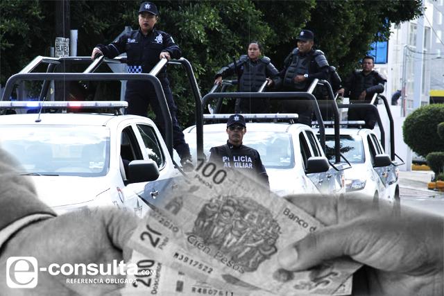 Tiene Puebla pocos policías y mal pagados a nivel nacional