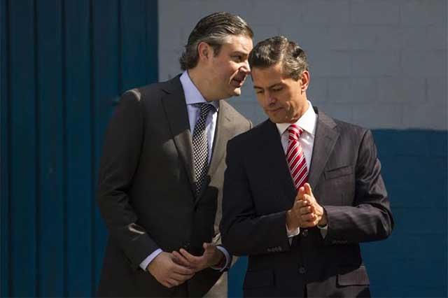 Aurelio Nuño no investigará si EPN plagió la tesis con la que se tituló