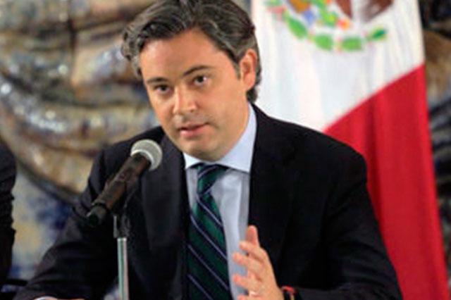 Nuño arremete contra de AMLO por pactar con maestros de Oaxaca