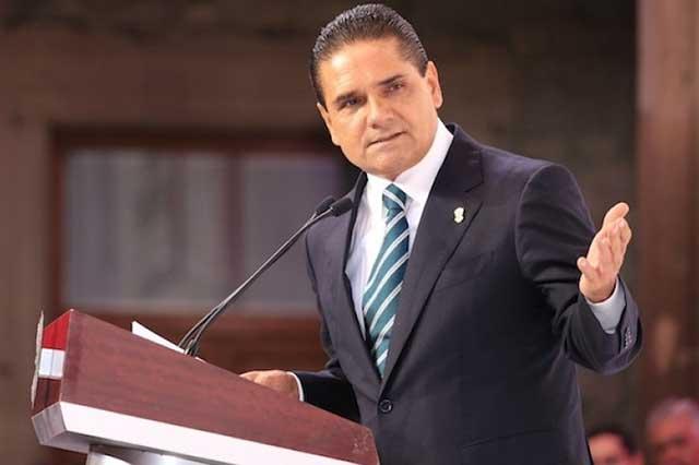 Aureoles pide a Anaya piso parejo para elegir al candidato del Frente Ciudadano
