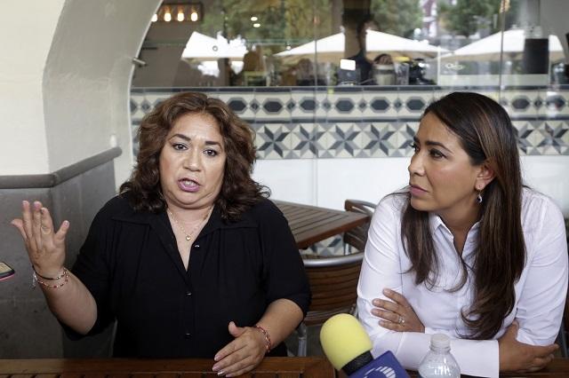 Renuncia candidata del PRI y da su respaldo a Eduardo Rivera