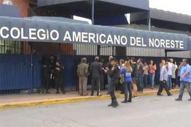 Reportan ausentismo en escuela de Monterrey que baleó un alumno