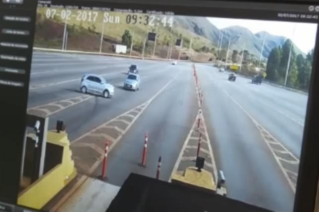 Conductor veloz e imprudente muere tras realizar maniobras peligrosas