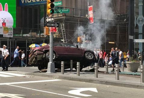 Atacante de Times Square confiesa que quería matarlos a todos