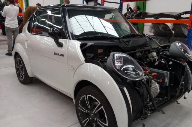 Un auto híbrido se vendió al día en Puebla en el primer semestre