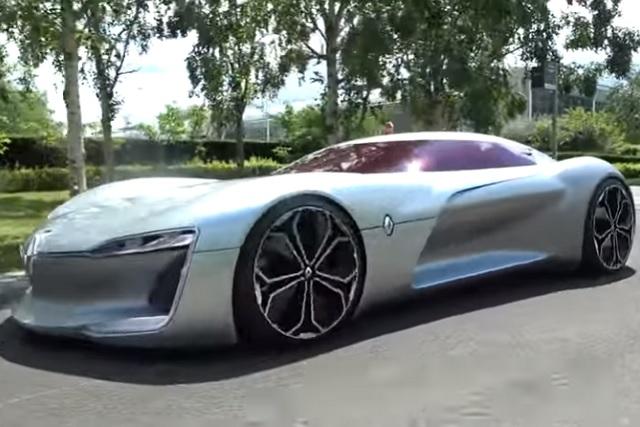 ¿Conoces el auto más hermoso del mundo?
