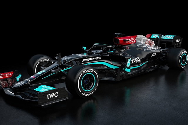 Fórmula 1: Mercedes no se queda atrás y también presenta su monoplaza 2021