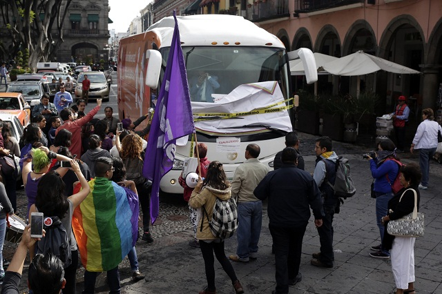 Ataques al Autobús de la Libertad, expresión intolerante: Arquidiócesis