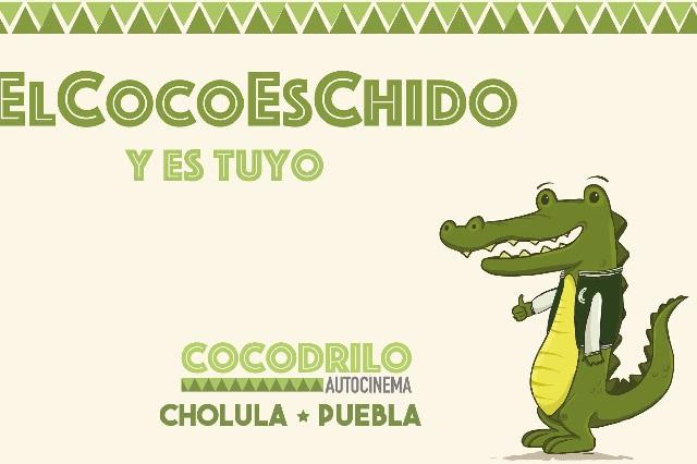 Esta es la cartelera de Autocinema Cocodrilo del 13 al 18 de octubre