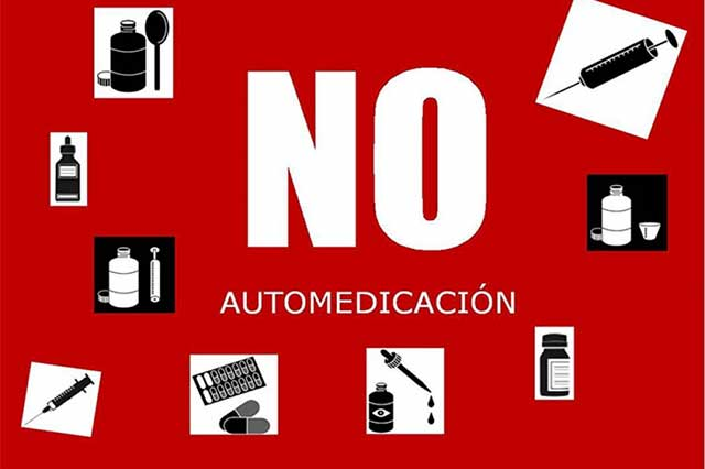 Automedicación, costumbre muy arraigada en México