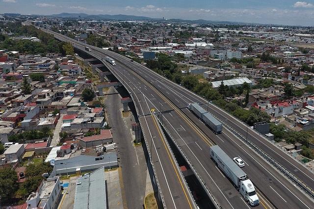 Puebla dentro de las carreteras más peligrosas del país: Morena