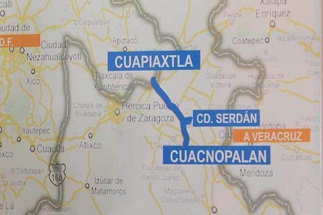 Conflicto legal no afecta obra en la Cuapiaxtla – Cuacnopalan: CCP