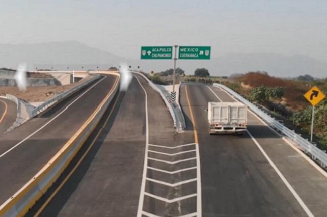 EPN entrega Autopista Siglo XXI que conecta a Morelos con Puebla y Guerrero