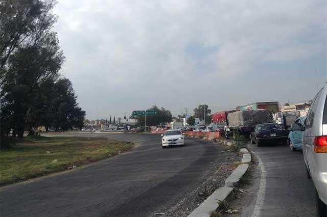 Aumenta 20% aforo en autopistas de Puebla por vacaciones