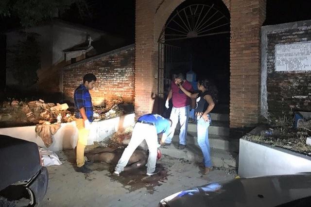 Forense acepta que hizo autopsia callejera en Oaxaca y precisa que es inocente