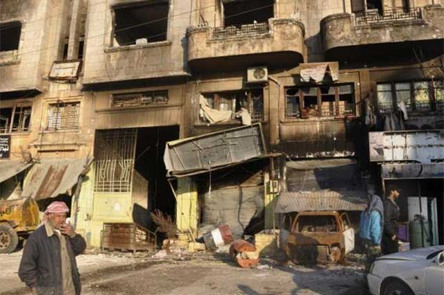 Autopsias de 3 víctimas, revelan que se usaron armas químicas en Siria