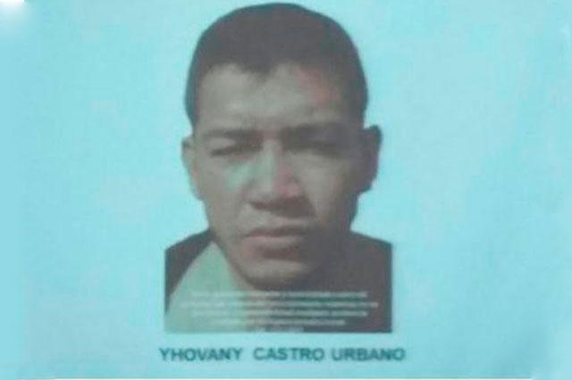 Capturan a presunto autor de emboscadas contra ministeriales