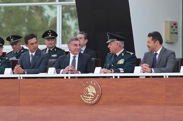 Autoridades celebran aniversario de Escuela Militar de Sargentos